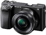 Sony Alpha 6400 - Cámara evil APS-C con objetivo zoom potente Sony 16-50mm f/3.5-5.6 (Enfoque...